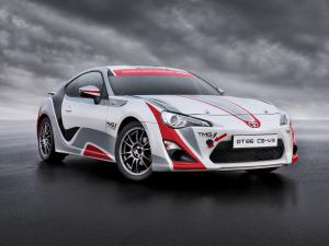 2012 Toyota GT 86 CS-V3 by TMG